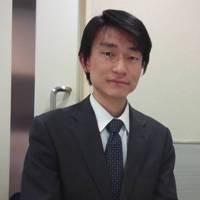 公認会計士の佐々木暢也さん